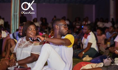 Kuami Eugene, KiDi, others attend Okyeame Kwame's 'Flaunt Your Lover'