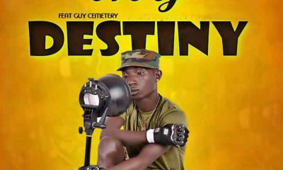 My Destiny by Patapaa feat. Guy Cemetery