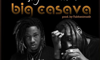Big Cassava by Dahlin Gage feat. Pappy Kojo