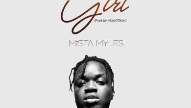 African Girl by Mista Myles