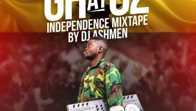 Photo of Audio: Ghana @62 Mixtape by DJ Ashmen