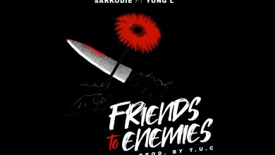 Photo of Audio: Friends To Enemies by Sarkodie feat. Yung L