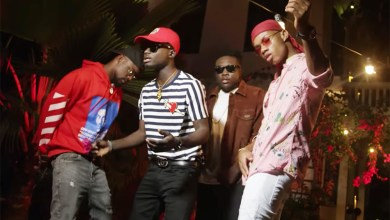 Photo of Video: Anadwo Yede by Mix Master Garzy feat. KiDi, Kuami Eugene & Kurl Songx
