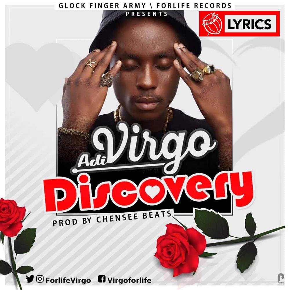 Lyrics: Discovery by Adi Virgo