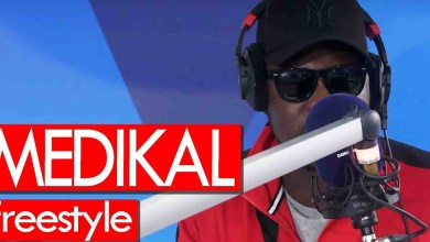 Photo of Medikal's display on Tim Westwood TV an unsung piece on his 'The Plug' EP