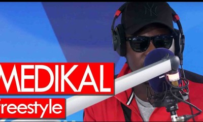 Medikal's display on Tim Westwood TV an unsung piece on his 'The Plug' EP