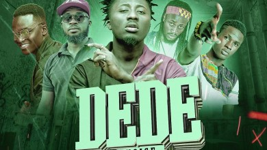 Photo of Audio: Dede by Amerado feat. Kwame Baah, Chiki, Phrimpong & Ratty