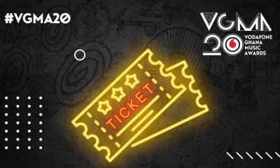 New VGMA Ticket prices and mode of purchase announced