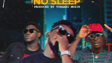 No Sleep by Lino Beezy feat. Kofi Mole & Medikal