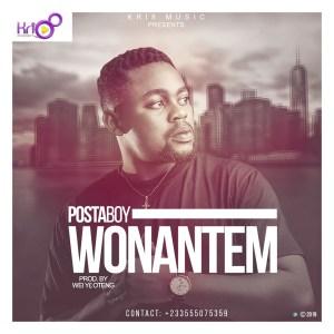 Wonantem by PostaBoy