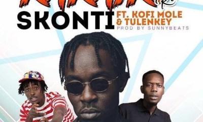 Kakaiku (Remix) by Skonti feat. Kofi Mole & Tulenkey