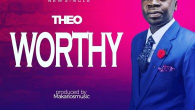 Photo of Audio: Worthy by Theo