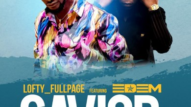 Savior by Lofty FullPage feat. Edem