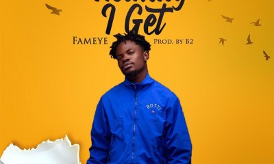Lyrics: Nothing I Get by Fameye