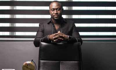 Richie Mensah eyes MUSIGA Vice Presidency