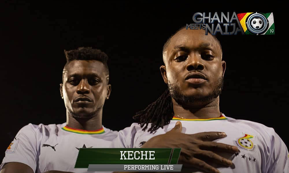 Keche added as showstoppers for 2019 Ghana meets Naija