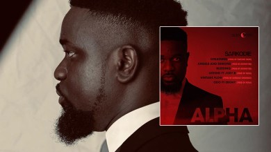 Photo of Sarkodie employs next generation producers on ALPHA
