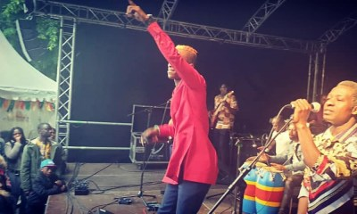 KK Fosu stuns fans at Africa Day Concert in Germany