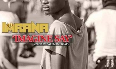 Imagine Say by ImRana