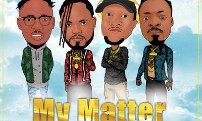 My Matter by Praye