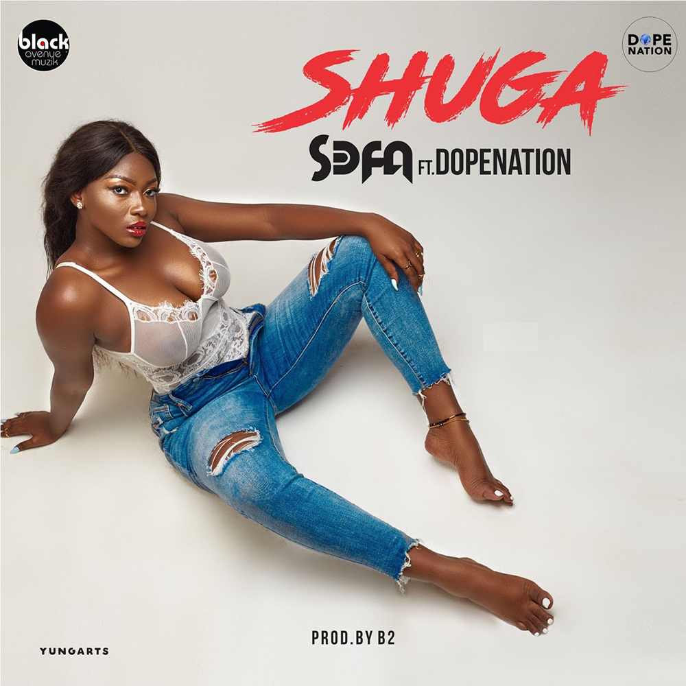 Shuga by S3fa feat. DopeNation