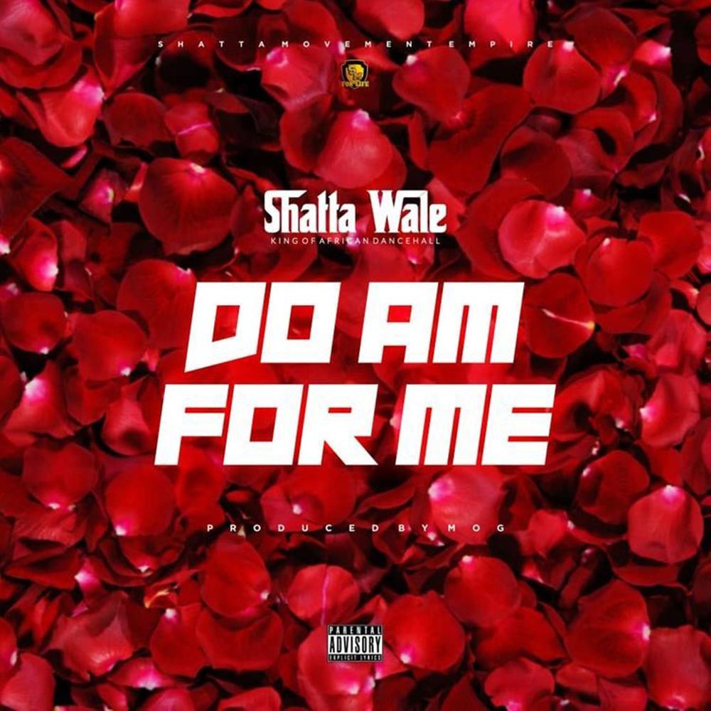 Do Am For Me by Shatta Wale
