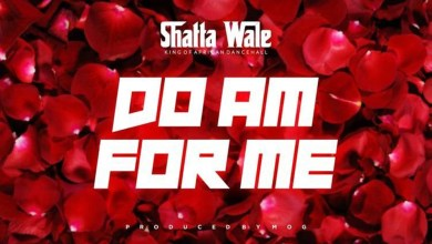 Photo of Audio: Do Am For Me by Shatta Wale