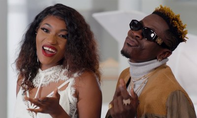 Stevie Wonder by Wendy Shay feat. Shatta Wale