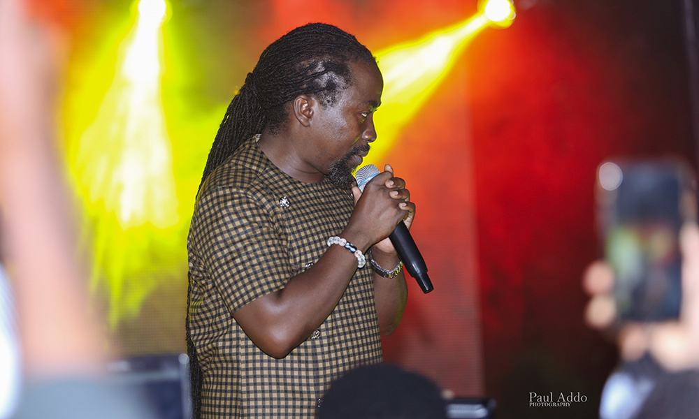 Photos: Obrafour Pae Mu Ka at 20 launch