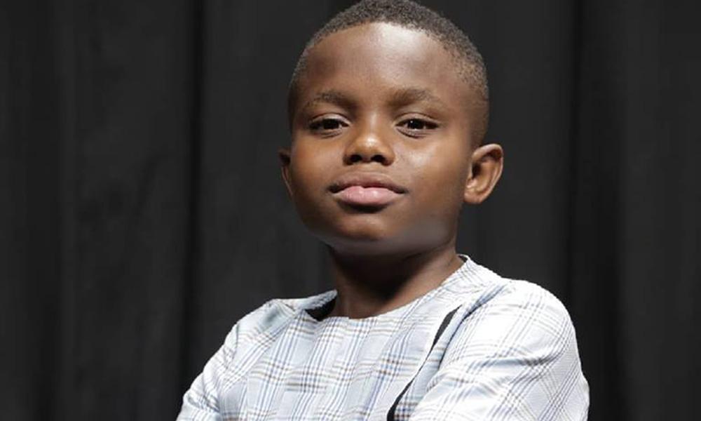 Nhyiraba Gideon spotlights in Celestine's single, Agbebolo