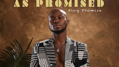 Photo of King Promise's album tracklist features Kojo Antwi & more