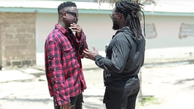Photo of Behind The Scenes of Sarkodie's 'Legend' music video