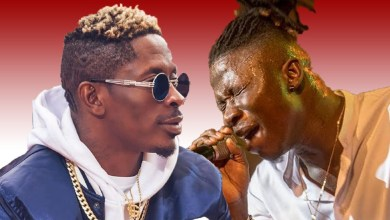 Photo of Shatta Wale; Stonebwoy host peace press conference now!