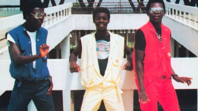 Photo of Free Youth: Ghana's first Hip hop trio of 1985