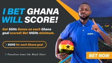Photo of Mybet users will get GHS 5 from me – PonoBiom