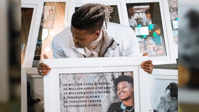 Nasty C achieves record success with his 'String and Bling' album
