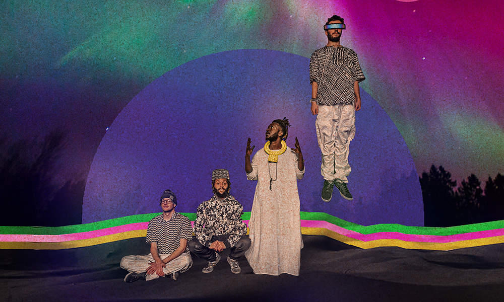 Meet the Afro groove & fierce energetic band; Onipa