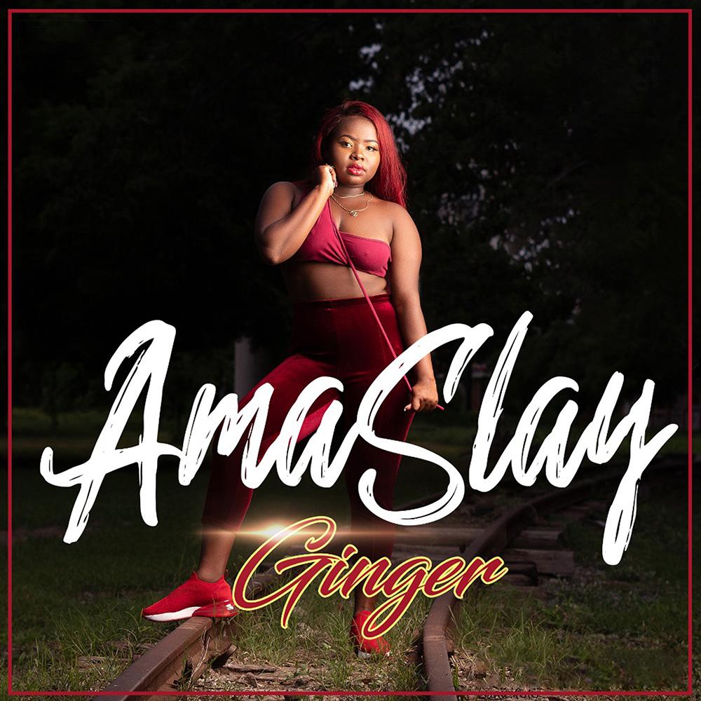 Ginger by Ama Slay