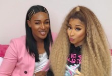 Can't wait to have Nana Fofie on my label - Nicki Minaj