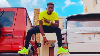 Shatta Wale floods IG with 'Already Challenge'