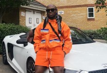 King Promise extends brand influence with London billboard