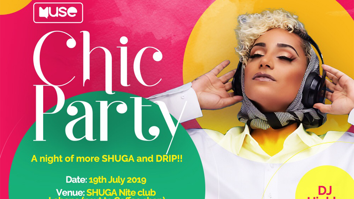 DJ's Lord, Sleek, Highly, others, ready for MuseChic Party