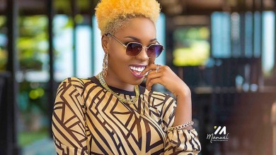 Feli Nuna to give 1k to winners of AzumahDanceChallenge!