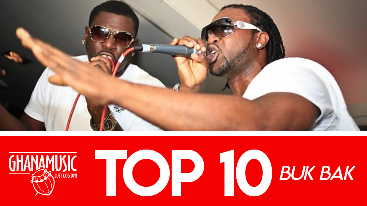 10 Buk Bak songs that will forever be played