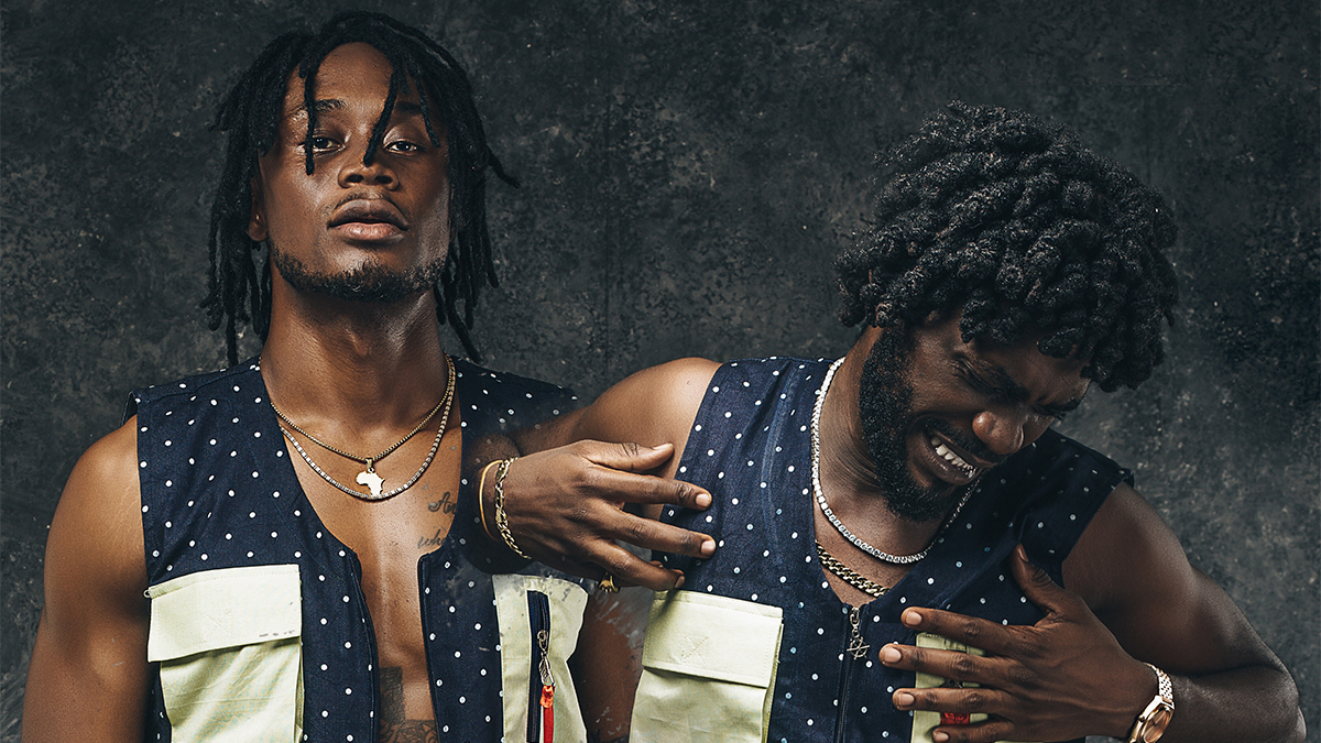 E.L & A.I. synergize their creativity in 'The Linkop' album