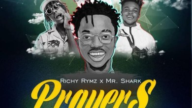 Prayer by Richy Rymz & Mr Shark feat. Kofi Mole & Quamina MP