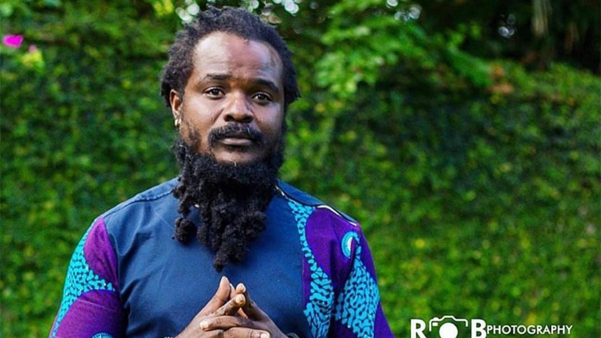 Ras Kuuku unveils album cover for Kuntunkununku