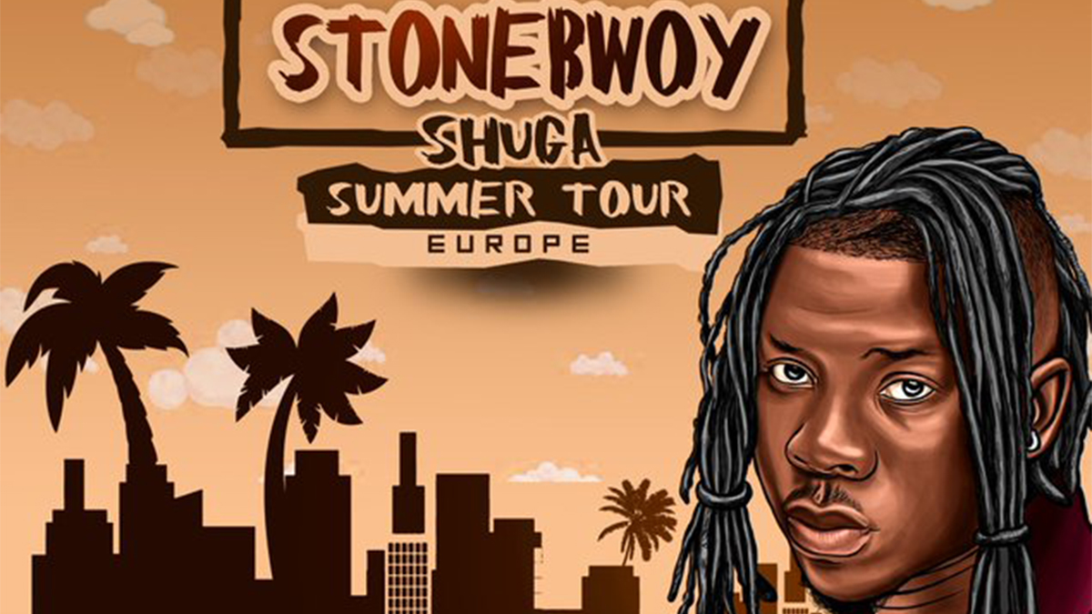 Stonebwoy shines in Portugal; next stop is Northampton
