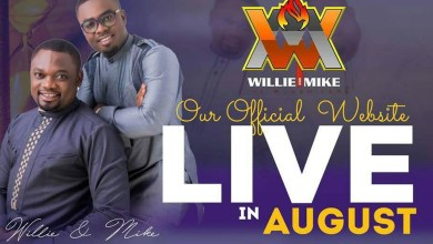 Willie & Mike outdoor new website this August