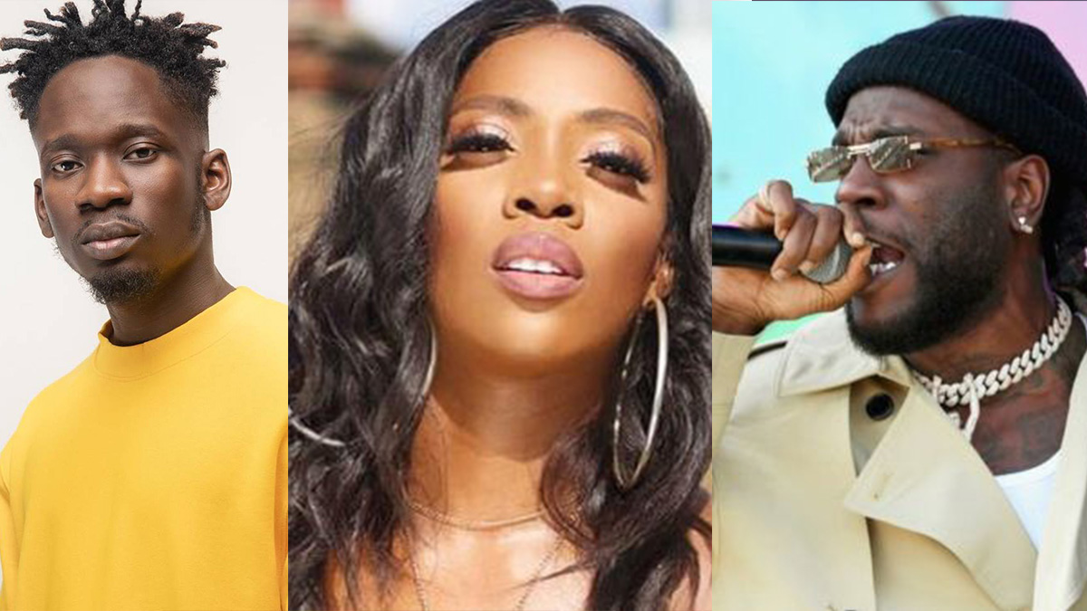 Mr. Eazi, Burnaboy other Nigerian acts react to SA's xenophobic attacks